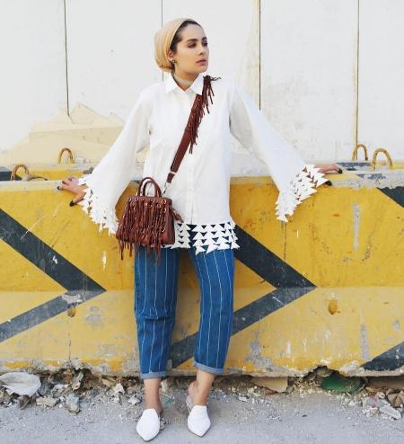6546f5123fc6d استلهمي أناقة حجابك من أنيقات انستقرام - Savoir Flair Al Arabiya