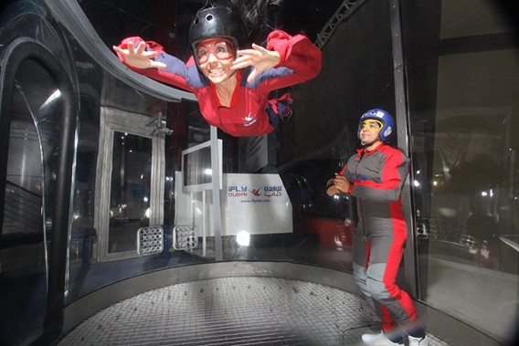 Weekend Destination IFly Dubai