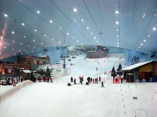 Weekend Destination Ski Dubai