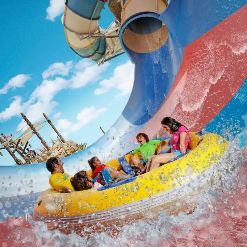 Weekend Destination Yas Water World