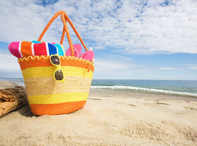beach bag getty