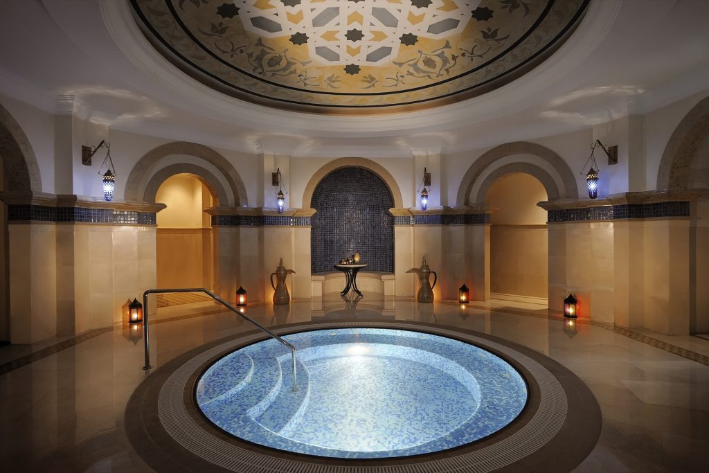 One&Only ROyal Mirage spa