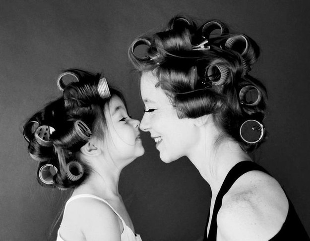 Paula Goble Photography mother daughter