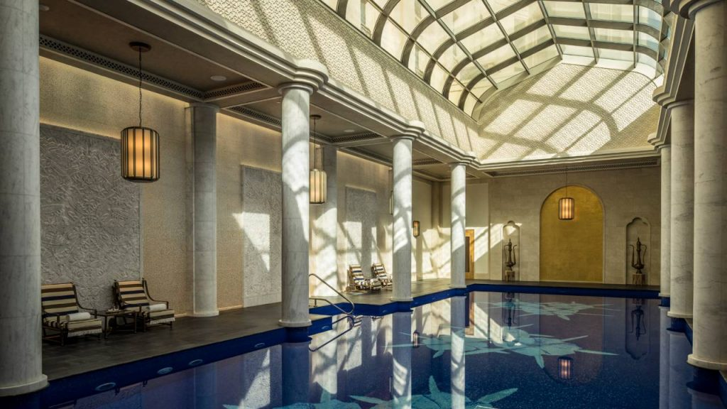 Four Seasons Spa - Styly