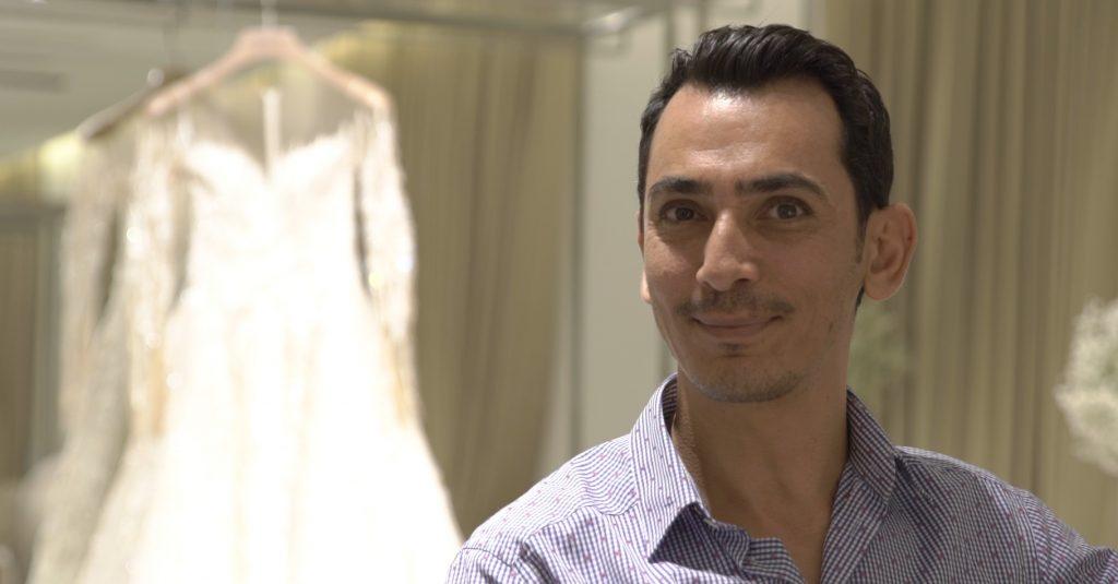 d114c116afbfe حوار مع مصمم الأزياء رامي العلي حول مجموعة فساتين الزفاف لموسم 2016 ...