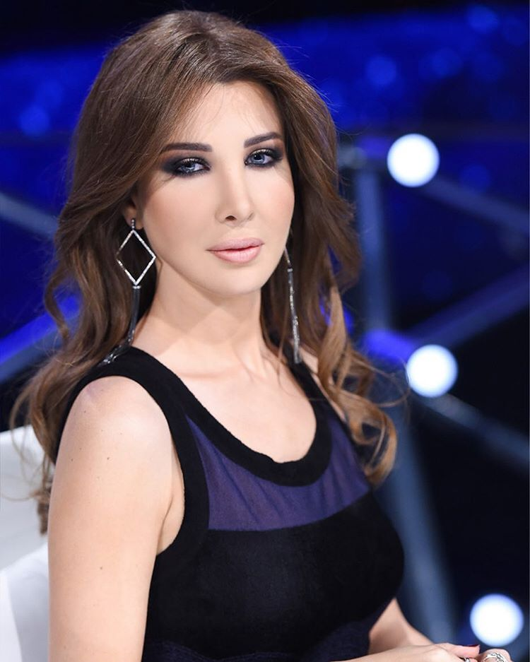 nancyajram makeup
