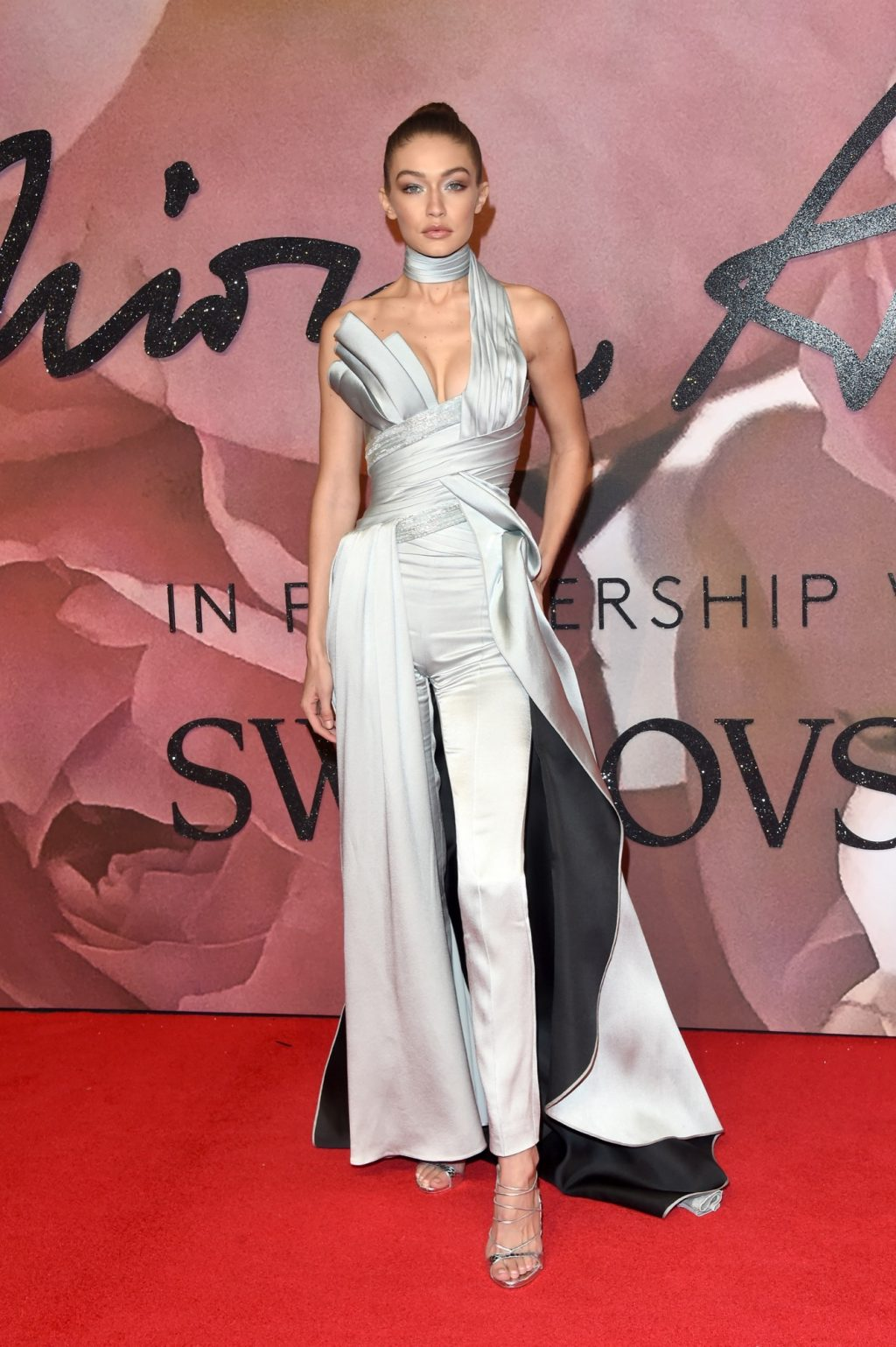gigi Hadid Red Carpet Arrivals