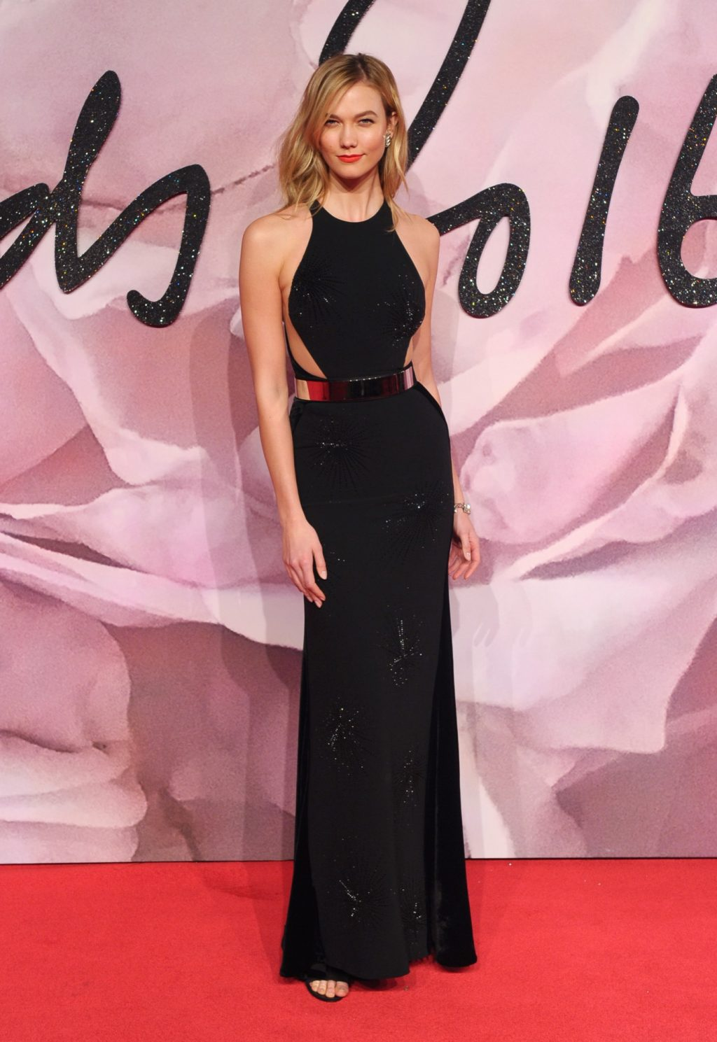 The Fashion Awards 2016 - Karlie Kloss