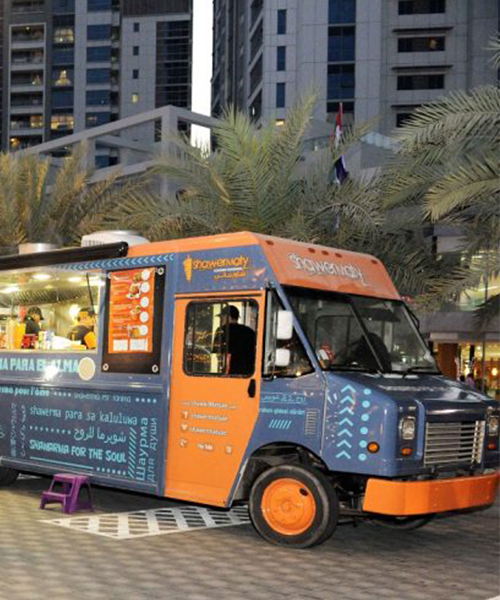 Dubai Food Truck