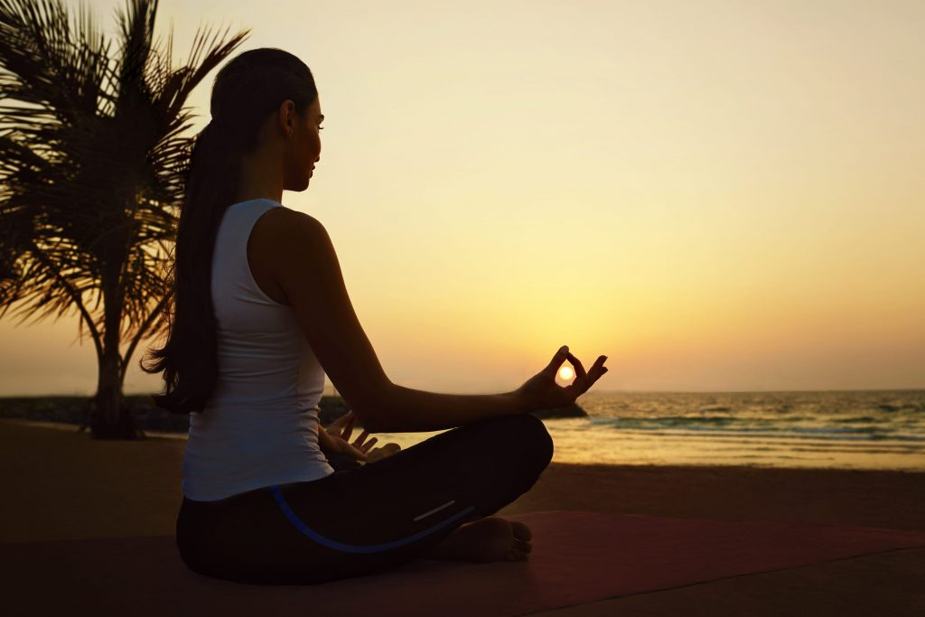 Sunset Yoga Dubai