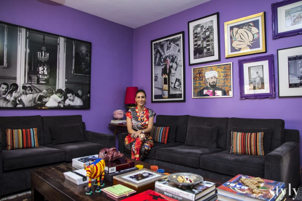 Styly Nadine Kanso Home Photoshoot