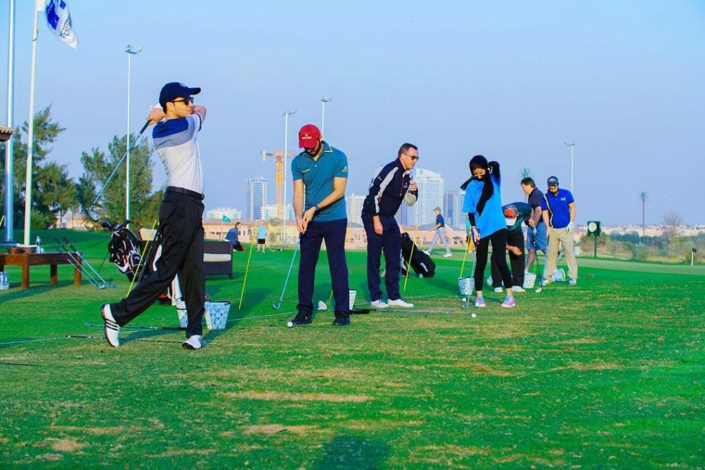 Jumeirah Golf Estate - Styly