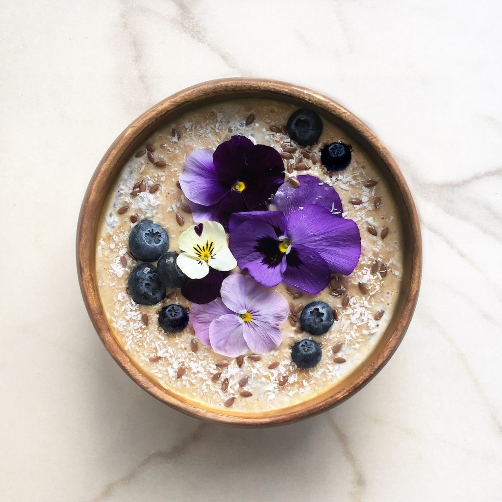 Healthy-breakfast-peanut-butter-overnight-oats