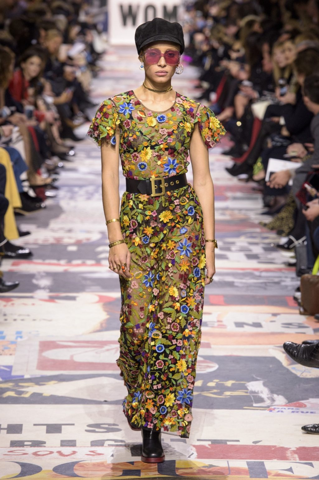 293cd00b0aa68 عرض أزياء ديور موسم خريف شتاء 2018 من أسبوع باريس للموضة - Savoir Flair