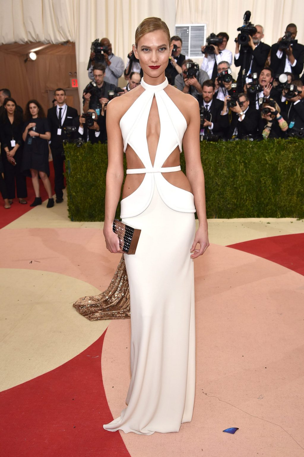 Karlie Kloss MET Gala Getty Images