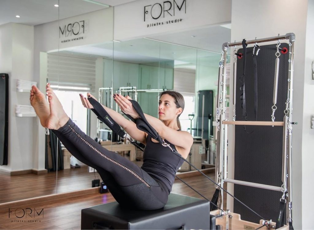 Pilates Jeddah Form