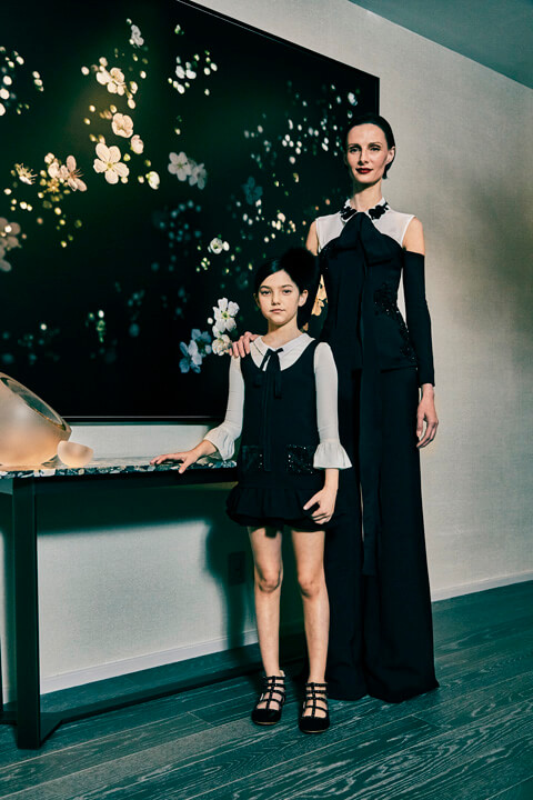 SemSem FW17 mother-daughter