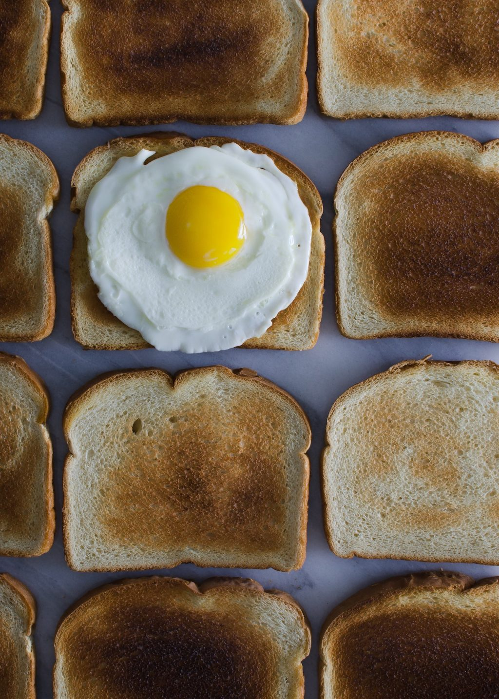 eggs toast infertility
